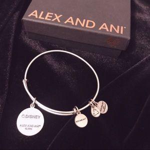 Alex and Ani Jewelry - Alex&Ani Disney Parks Mickey Charm Bracelet Bangle